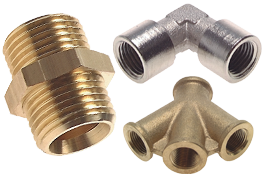 threaded fittings - general accesories