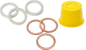 gaskets - O-rings - rotary shaft seals