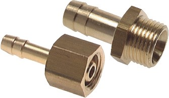 Threaded nozzles & hose nozzles