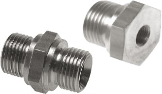 Hydraulic adapters & Hydraulic connectors
