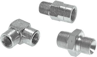 NPT adapters & Screw fittings
