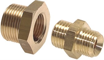 Metric adapters & Screw fittings