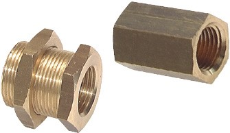 Collars & Bulkhead screw connectors