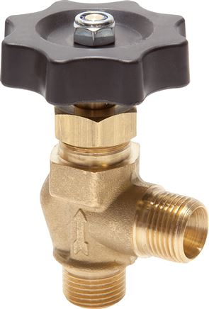 Ball shut-off valves, PN 40