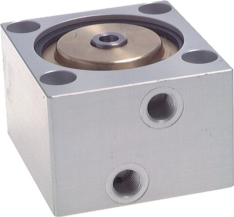 Short stroke cylinder block form, double acting (will be discontinued)