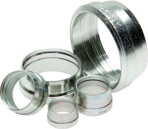 Cutting rings / NC compression rings