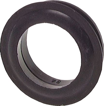 Replacement seal for GK hose coupling. 21,6x33,5x6,8 (GKORS)