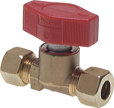 Quick shut-off valves acc. to DIN 4817-1, PN 16