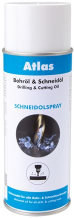 Boring and cutting oil spray