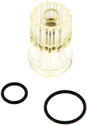 Drip cap made of PA for MULTIFIX lubricator (TROPF OL)