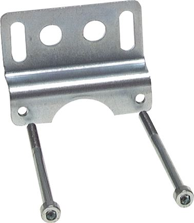 MULTIFIX Mounting brackets with two long screws (W 1 ES)