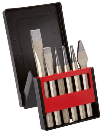 Chisels / pin punches / grains